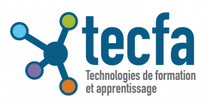 Logo de MOODLE @ TECFA